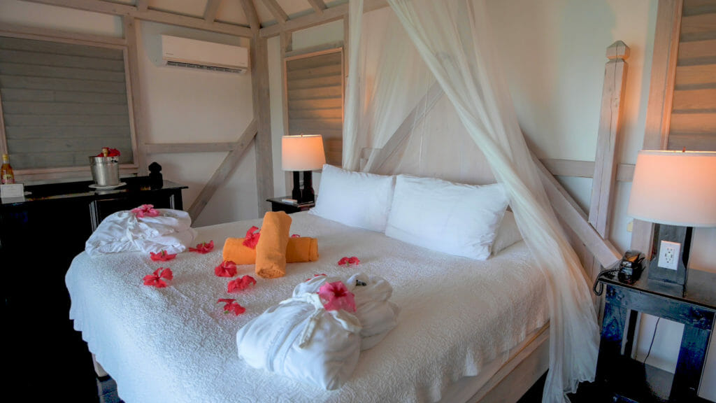 Deluxe Pool Cottage All Inclusive Antigua Accomodations