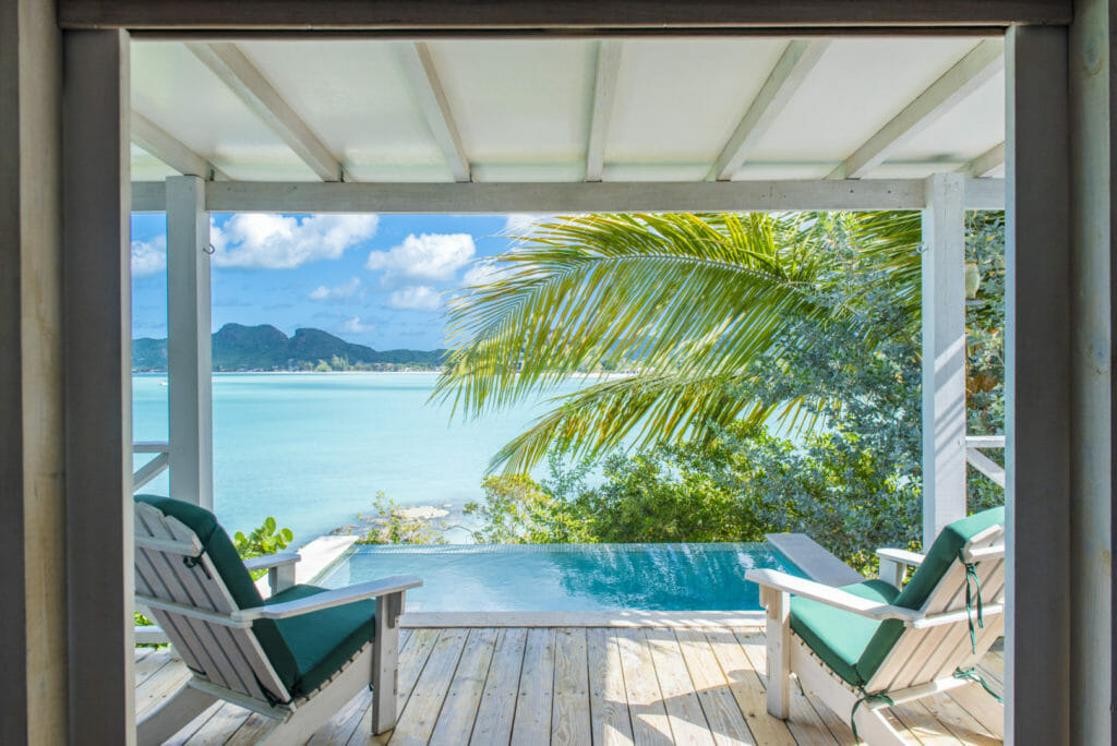 Premium Waterfront Pool Suite All Inclusive